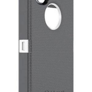 OtterBox Defender for iPhone 4 & 4S White / Gunmetal Grey