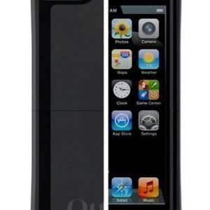 OtterBox Reflex Series for iPhone 5 Coal Black / Grey