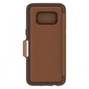 Otterbox Strada Galaxy S8+ ''burnt Saddle'' Brown