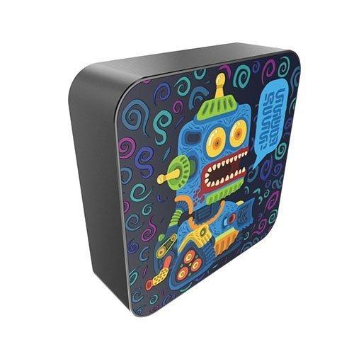 Ounuo 8000mah Varavirtalähde Älypuhelimille Ja Tableteille Sininen Robotti