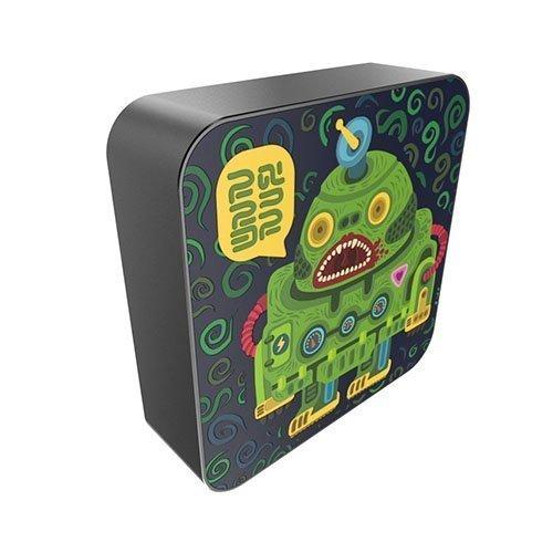 Ounuo 8000mah Varavirtalähde Älypuhelimille Ja Tableteille Vihreä Robotti