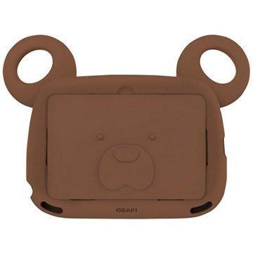 Ozaki O!Kiddo Bobo Bear Kotelo iPad 2 iPad 3 iPad 4 Ruskea
