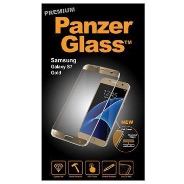 PanzerGlass Premium näytön suojalasi Samsung Galaxy S7 Kulta