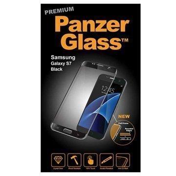 PanzerGlass Premium näytön suojalasi Samsung Galaxy S7 Musta