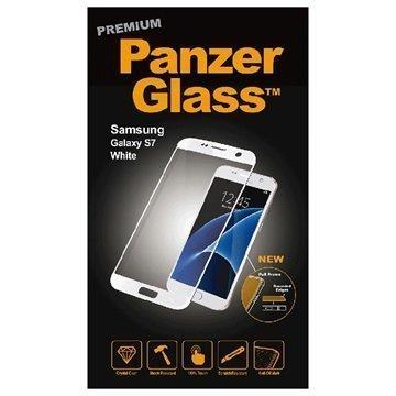 PanzerGlass Premium näytön suojalasi Samsung Galaxy S7 Valkoinen