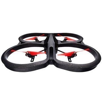 Parrot AR.Drone 2.0 Power Edition Musta