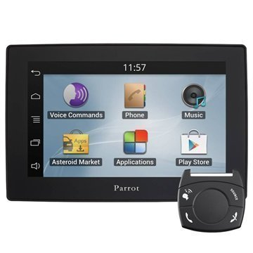 Parrot Asteroid Tablet Bluetooth Autosarja