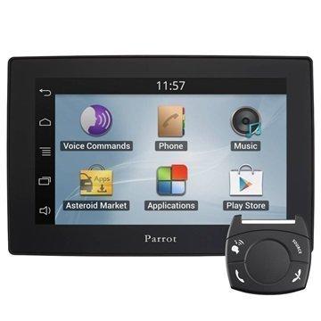 Parrot Asteroid Tablet Bluetooth Autosarja