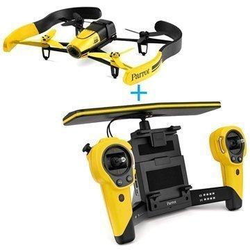 Parrot Bebop Drone & SkyController Keltainen