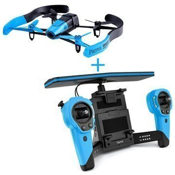 Parrot Bebop Drone & SkyController Sininen