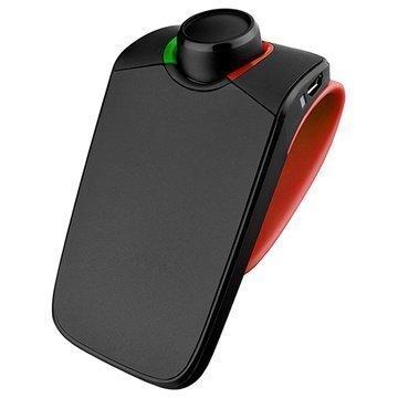 Parrot MINIKIT Neo 2 HD Bluetooth Handsfree Autosetti Punainen