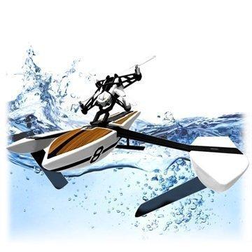 Parrot Minidrones New Z Hydrofoil Drone Valkoinen