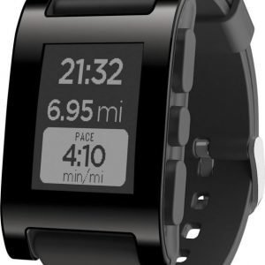 Pebble Smartwatch Jet Black