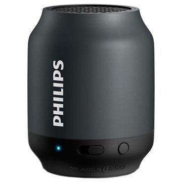 Philips BT50B/00 Bluetooth-Kaiutin Musta