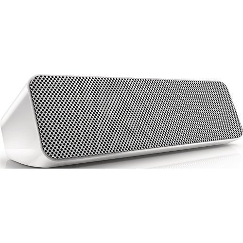Philips SBT550WHI/12 Bluetooth Streaming
