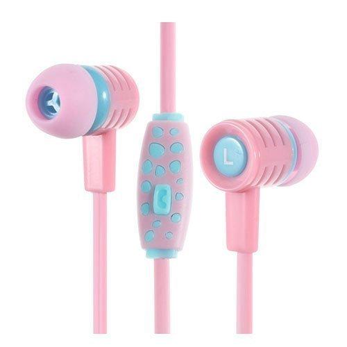 Phw 205 Kuulokkeet Mikrofonilla Pinkki