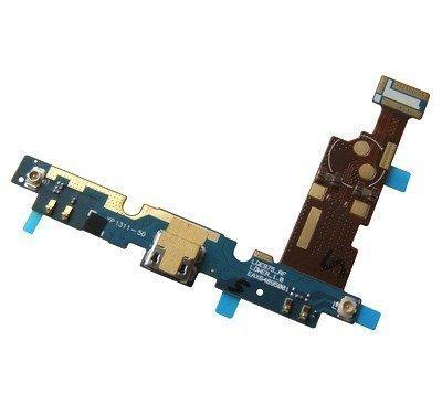 Piiri Micro USB Liitin ja Mikrofoni LG E975 Optimus G