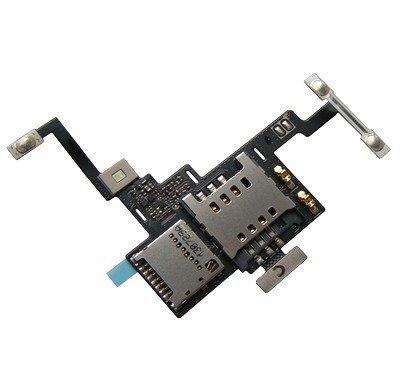 Piiri SIM ja memory Kortti Lukija LG P880 Optimus 4X HD
