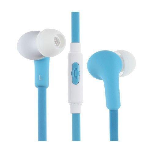 Pinzun Ej-003 Korvanappikuulokkeet Mikrofonilla Sininen