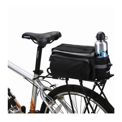 Polkupyörä Rear Merit Ja Käsilaukku