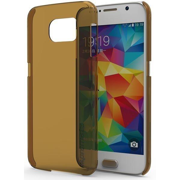 Promate Frost-S6 Läpinäkyvä kovamuovikuori Samsung Galaxy S6 kul