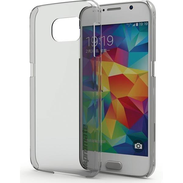 Promate Frost-S6 Läpinäkyvä kovamuovikuori Samsung Galaxy S6