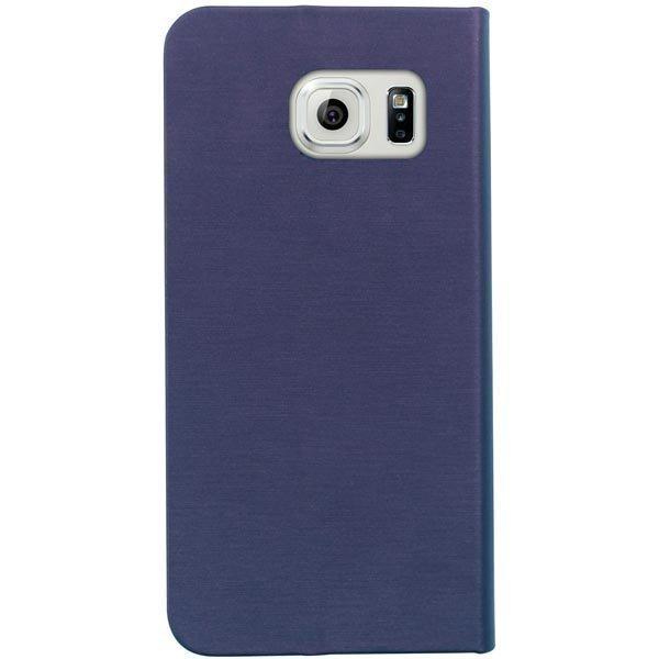 Promate Neat-S6 Samsung Galaxy S6 PU-kotelo S tukitoiminto lila