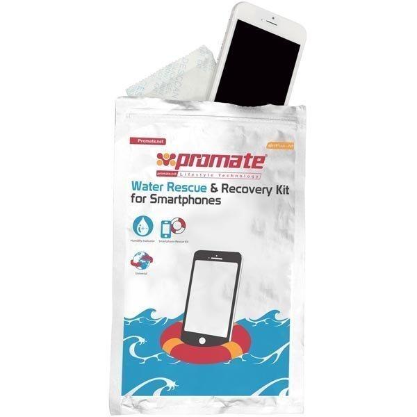 Promate driPak-M Kastuneen älypuhelimen pelastutsetti
