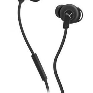 Puma Bulldog In-Ear Headphones with Mic1 Black
