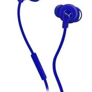 Puma Bulldog In-Ear Headphones with Mic1 Blue