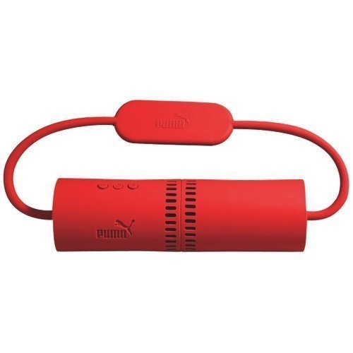 Puma Soundchuck Wireless Bluetooth Speaker Red