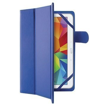 Puro Book Easy Universal Tablet Case 7 Blue