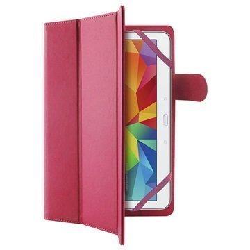 Puro Book Easy Yleiskäyttöinen Tablettikotelo 10.1 Pinkki