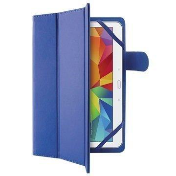 Puro Book Easy Yleiskäyttöinen Tablettikotelo 10.1 Sininen
