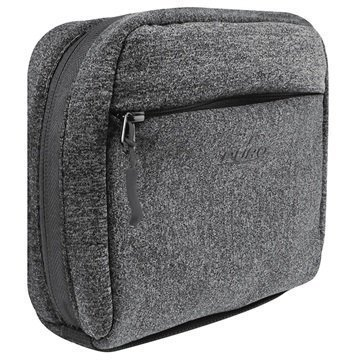 Puro Pocket Organizer Accessory Bag Grey