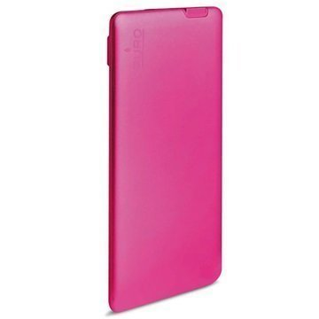 Puro Ultra-Slim Universal External Battery / Power Bank Pink