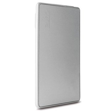 Puro Ultra-Slim Universal External Battery / Power Bank Silver