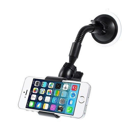 Pyörivä Joutsenkaula Autoteline Älypuhelimille