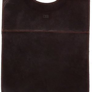 RE: Holster Leather for all iPad (185 x 245 x 10 mm) Dark Brown