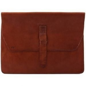 RE: draw Envelope Leather for all iPad (185 x 245 x 10 mm) Mid Brown