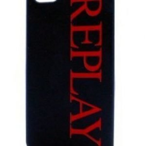 REPLAY Case for iPhone 5 Black EOL