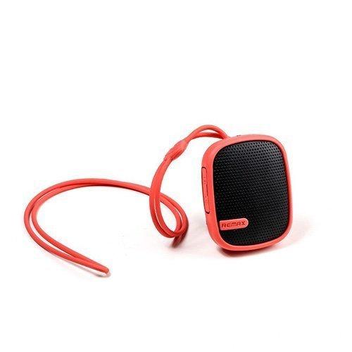 Remax Rm-X2 Punainen Vedenkestävä Bluetooth Kaiutin