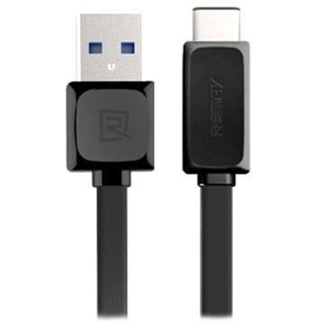 Remax USB 3.0 / USB 3.1 Type-C Kaapeli Musta