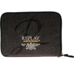 Replay Classic Sleeve for Tablets (260x190x15mm) Dark Grey EOL