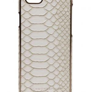 Richmond & Finch Framed Rosé White Reptile Iphone 6/6s