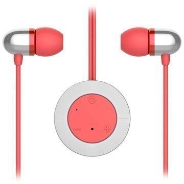 """Rock Muo Bluetooth Stereokuulokkeet â"""" Kuuma Pinkki"""