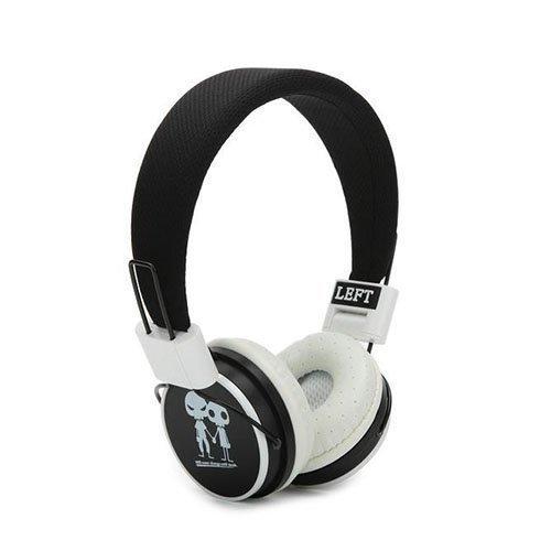 Romix Ep15 Avaruusolento Stereo Kulokkeet Musta