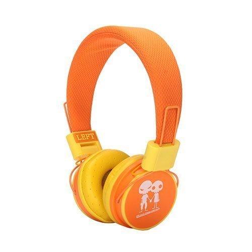 Romix Ep15 Avaruusolento Stereo Kulokkeet Oranssi