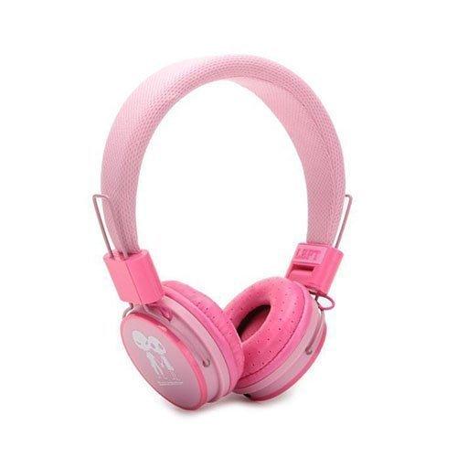 Romix Ep15 Avaruusolento Stereo Kulokkeet Pinkki