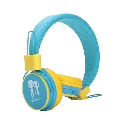 Romix Ep15 Avaruusolento Stereo Kulokkeet Sininen